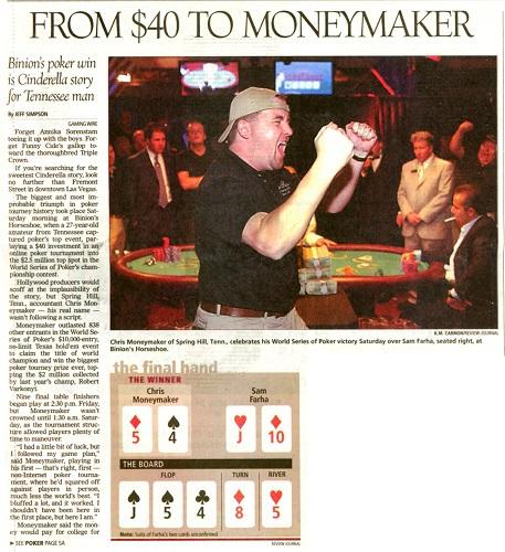 MONEYMAKER 2003 D2
