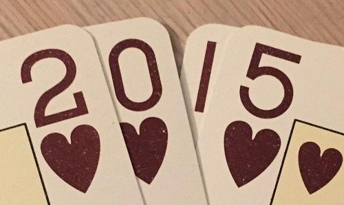 POKER 2015 B
