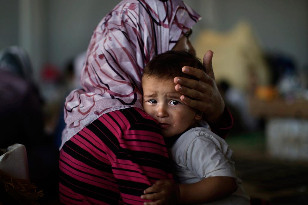 Foto: Muhammed Muheisen/AP