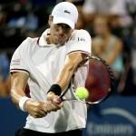John Isner är klar för semifinal i Atlanta Tennis Championships.