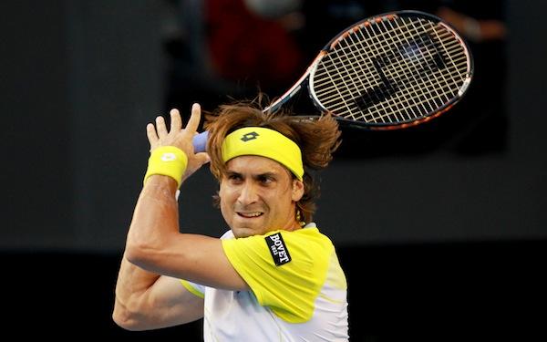 David Ferrer är klar för kvartsfinal i Buenos Aires. FOTO: BILDBYRÅN