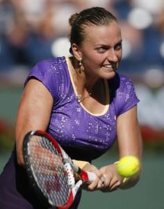 Petra Kvitová. FOTO: AP