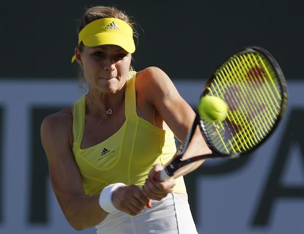Maria Kirilenko. FOTO: AP