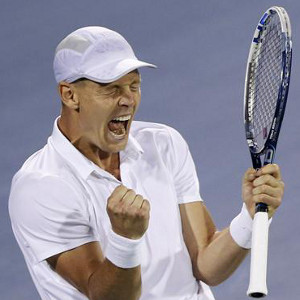 Berdych möter Nadal i semifinalen.
