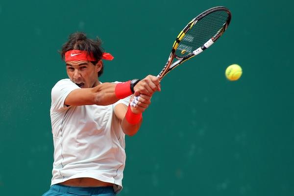 Rafael Nadal har redan vunnit sju titlar i Barcelona – och spelar i morgon om sin åttonde. FOTO: BILDBYRÅN