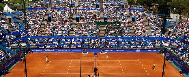Rafael Nadal har vunnit Barcelona Open sju gånger (2005-2009, 2011-2012).