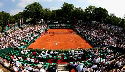 Power Horse Cup i Düsseldorf är från och med i år en vanlig ATP 250-turnering.