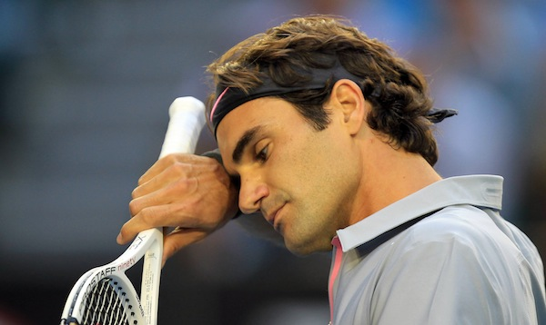 Roger Federer har ännu inte svarat på Swiss Indoors-arrangörens senaste bud. FOTO: BILDBYRÅN