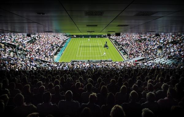 Roger Federer vann sin sjunde Wimbledon-titel förra året.