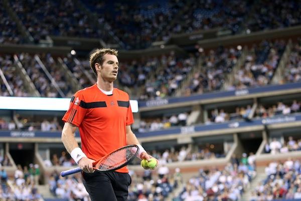 Andy Murray. FOTO: BILDBYRÅN