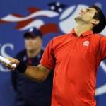 Novak Djokovic förlorade sin fjärde US Open-final i karriären.