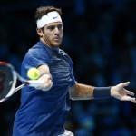 Matchen mot Federer blir helt avgörande för del Potro. FOTO: BILDBYRÅN