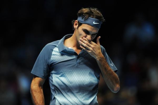 Roger Federer vann bara en titel under 2013 – nu har han redan satt upp målen för 2014. FOTO: BILDBYRÅN