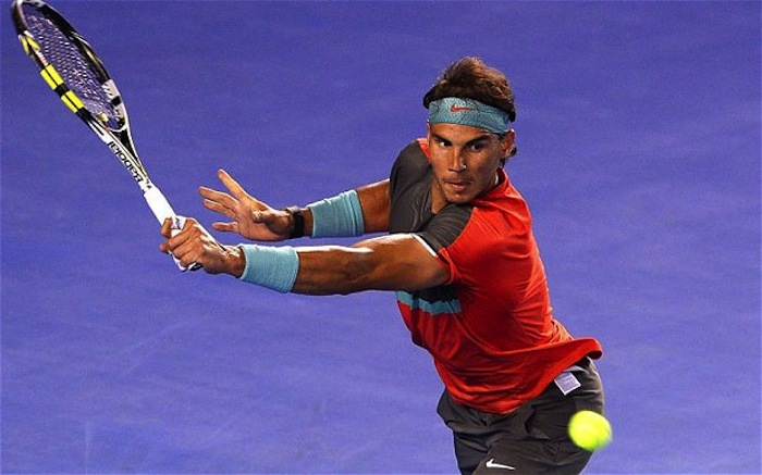 Rafael Nadal kan vinna sin 14:e Grand Slam-titel i dag.
