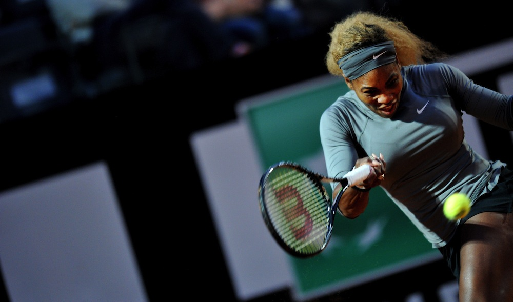 Serena Williams. FOTO: AP