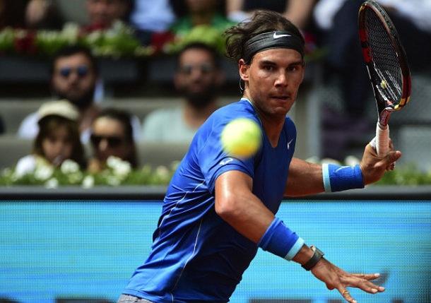 Rafael Nadal vann sin fjärde titel i Madrid – men det var ingen välförtjänt seger.