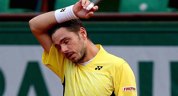 Ny flopp för Wawrinka öppnar för Murray – i Wimbledon.