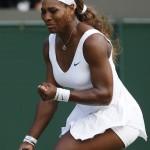 Serena Williams. FOTO: AP
