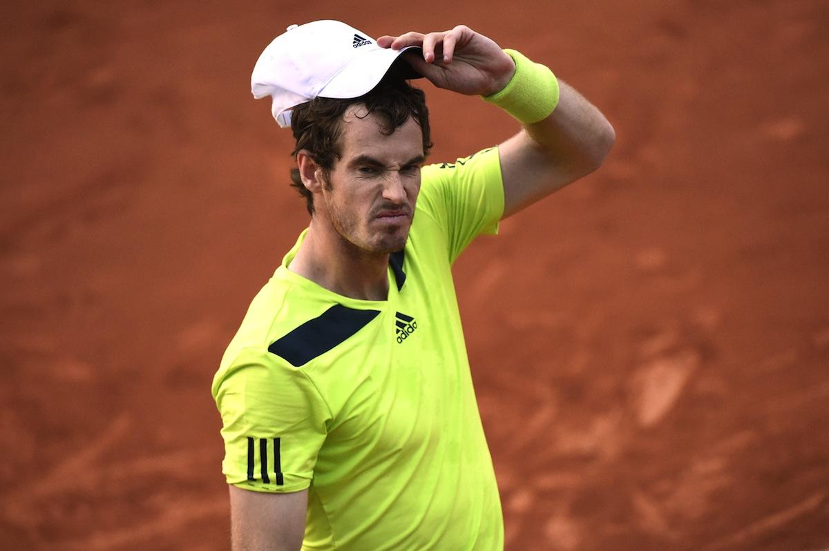 Andy Murrays dramatiska match mot Philipp Kohlschreiber avslutas i dag.