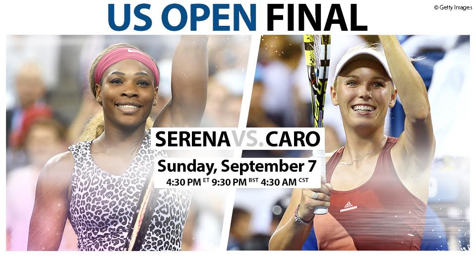 Vinner Serena Williams sin 18:e Grand Slam-buckla i kväll – eller Caroline Wozniacki sin första?