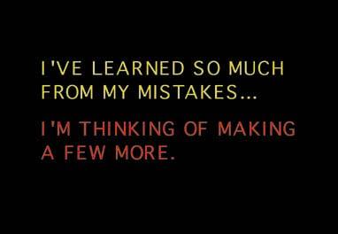 mistake 1