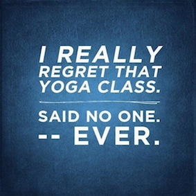 yogaregret