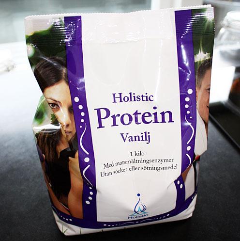 proteinpulver tjejer gå ner i vikt