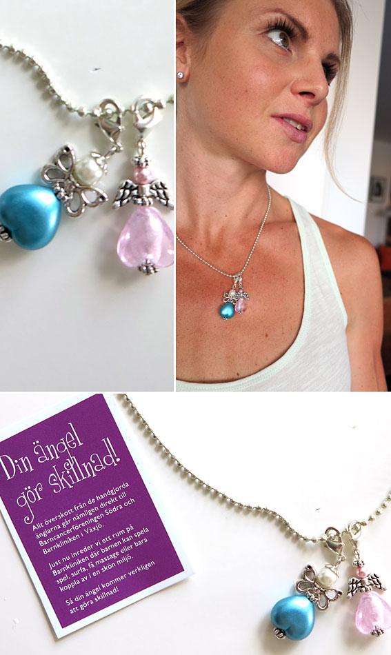 Silver, guld och änglar Anna Lissjanis Trend o träning
