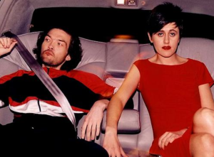 Ben Watt och Tracey Thorn i Everything but the girl.