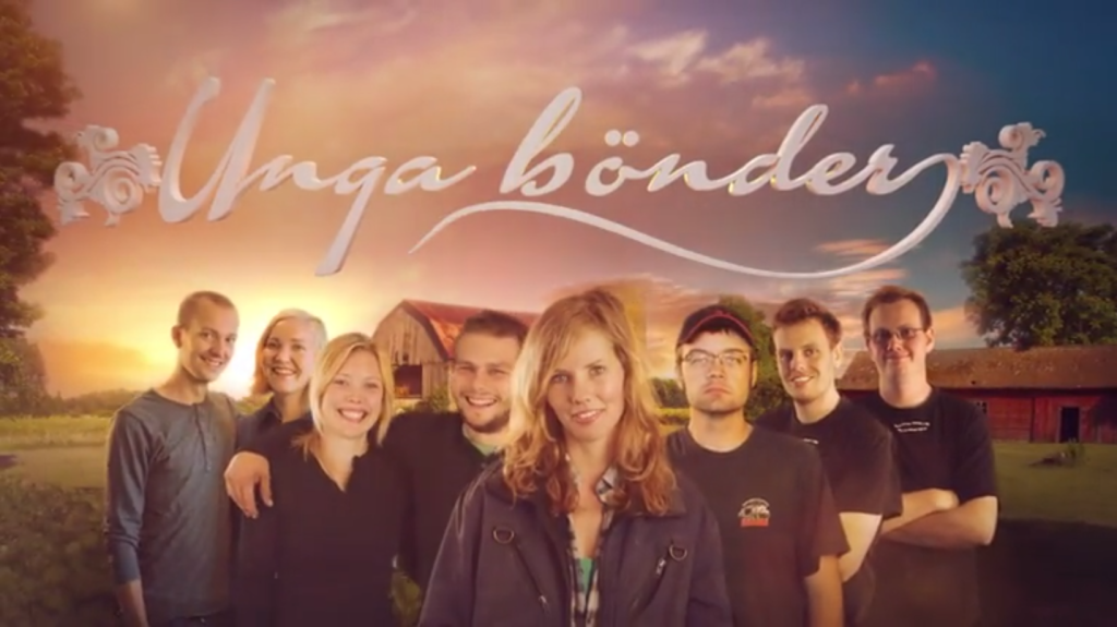 Unga bönder, TV4.
