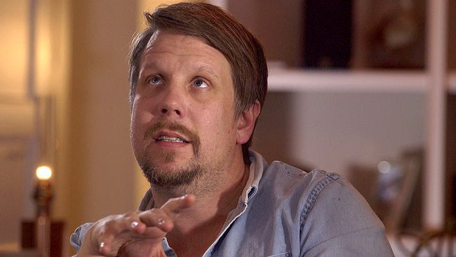 "Filip Hammar i ""Mina två liv"". Foto: SVT"