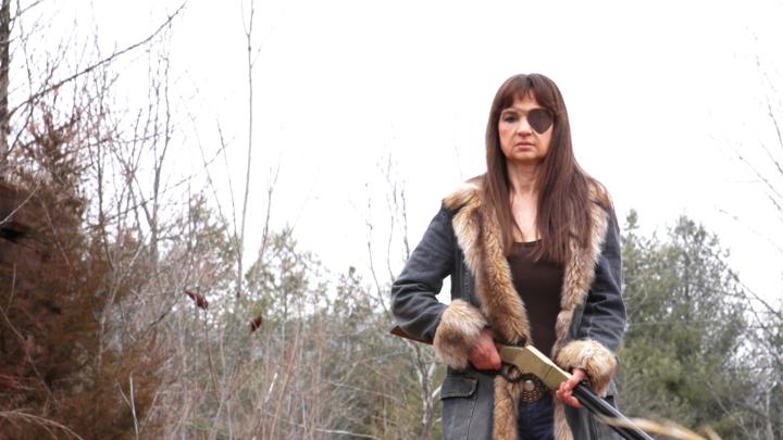 christina lindberg-thriller