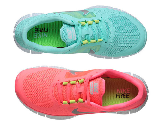 46ukj1-l-610x610-shoes-work-out-run-running-pink-blue-green-nike-nike-free-girl-fashion-diet-gym-sneakers-trainers-neon